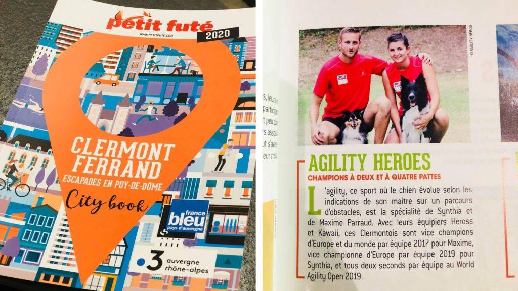 Le Petit Futé - Agility - Synthia et Maxime PARRAUD